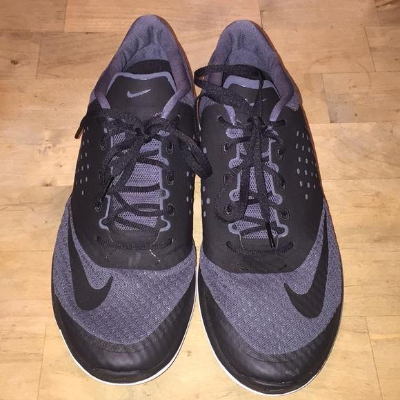 new arrival 53587 7219b nike Shoes   Black Gray Size 11 Sneakers Fs Lite Run 2   Poshmark